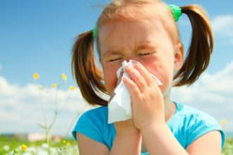 развитие аллергического ринита