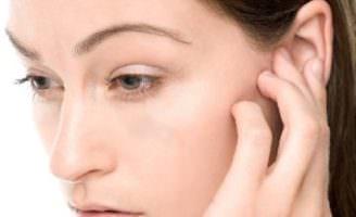 Воспаление слухового прохода