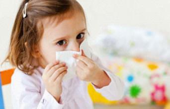 что делать когда заложен нос у ребенка