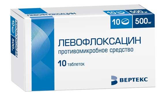 препарат Левофлоксацин
