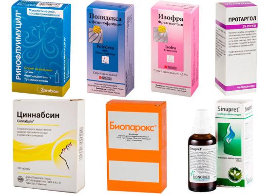 Аналоги изофры: список препаратов подешевле
