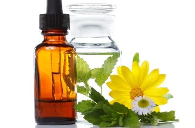препарат из цветов ромашки