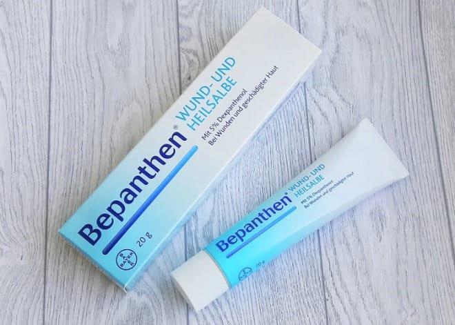 Бепантен – наружное лекарственное средство