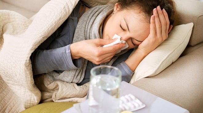 как быстро заболеть