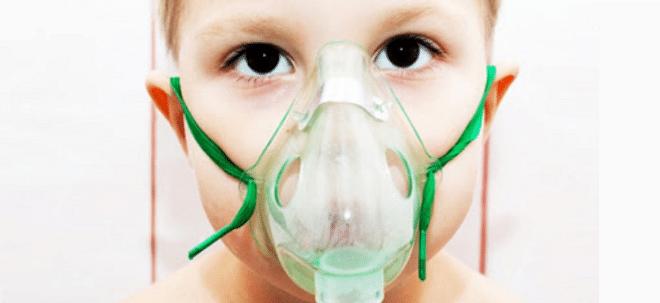 дыхательная недостаточность у ребенка