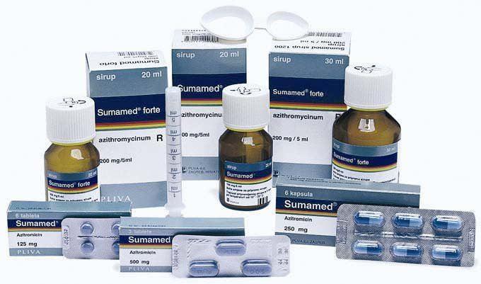 разновидности препарата