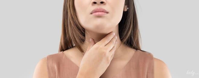заболевание горла ларингит