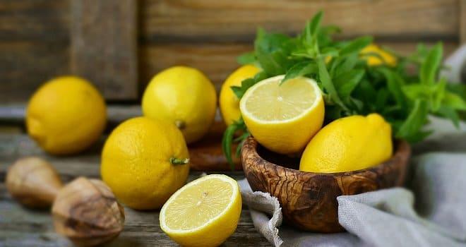 лимон при ангине польза и вред