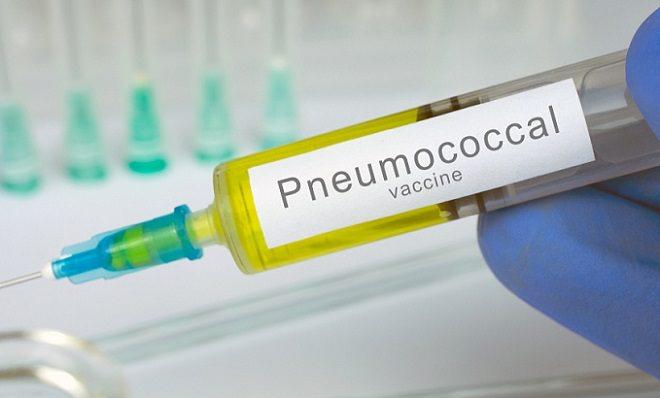 пневмококковая вакцинация