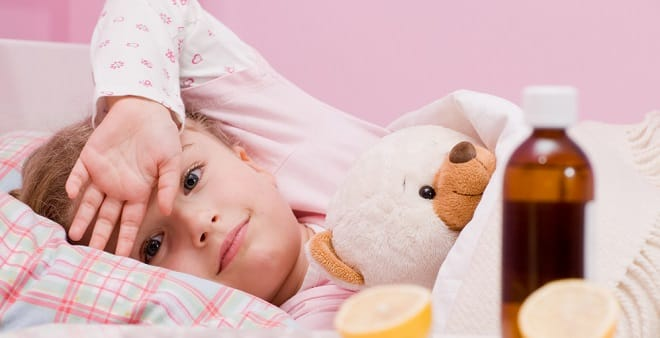 постельный режим у ребенка