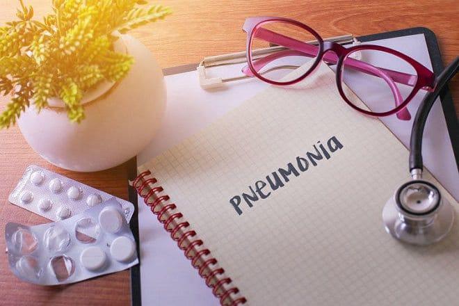 Крупозная пневмония лечение