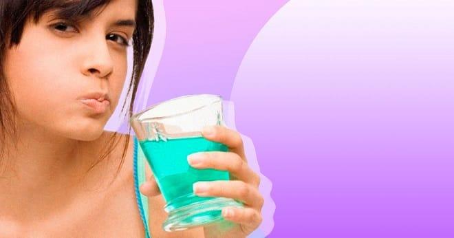 полоскание горла хлорофилиптом