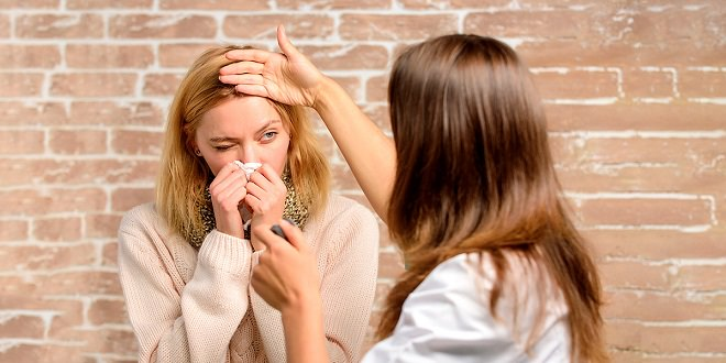 Симуляция простуды