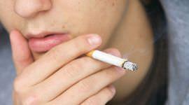 Горечь в горле от курения
