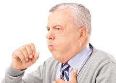 Першение в горле и сухой кашель что делать