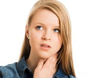 Причины появления осиплого голоса у взрослых