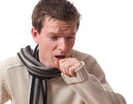 язычок в горле болит