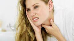 Болит горло после рвоты