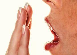 неприятный запах изо рта у взрослых