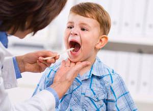 врач определил диагноз - Здоровое горло