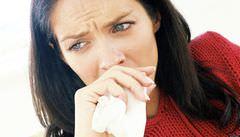 сильно дерет горло и кашель