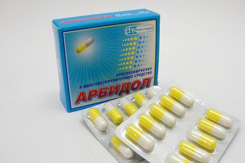 Арбидол или амиксин - что выбрать