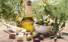 Масло оливковое от насморка