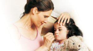 Детские противовирусные средства при простуде