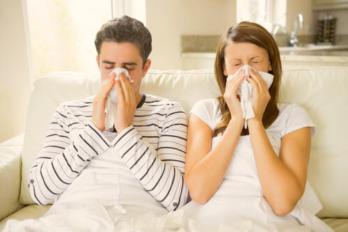 ОРЗ симптомы и лечение у взрослых