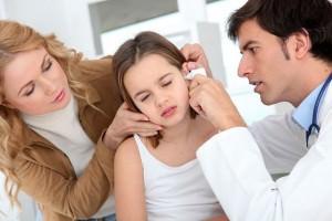 Тугоухость у детей
