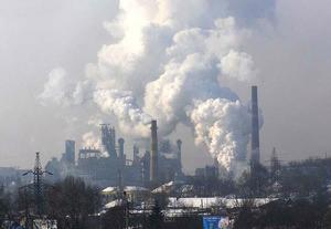 Внешние выбросы в атмосферу