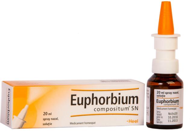 Эуфорбиум может применяться в комплексе с препаратом Иов-малыш