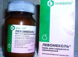 Крем Левомеколь - удобная упаковка из стекла