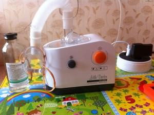 Ультразвуковой ингалятор Little Doctor LD250U