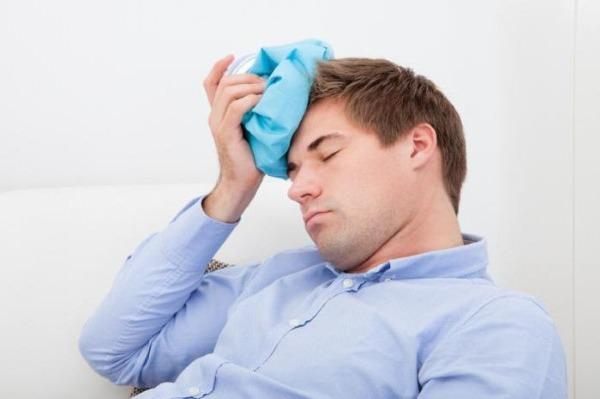 Осложнения после сотрясения мозга