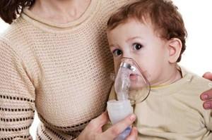 Ингаляции с аминокапроновой кислотой детям