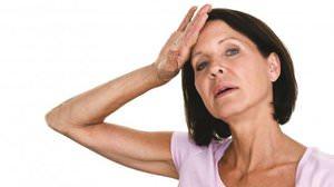 Климактерический синдром, симптомы жара