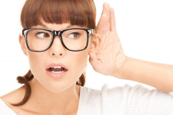 снижение слуха - осложнение операции при отите
