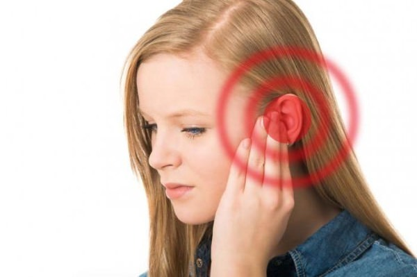 Посторонние звуки в ушах