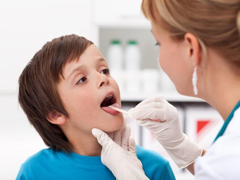 Препараты при покраснения в горле