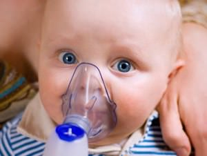 Ингаляции для лечения детей
