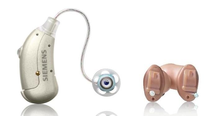 Виды слуховых аппаратов