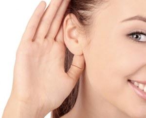 Не слышит ухо, как быть