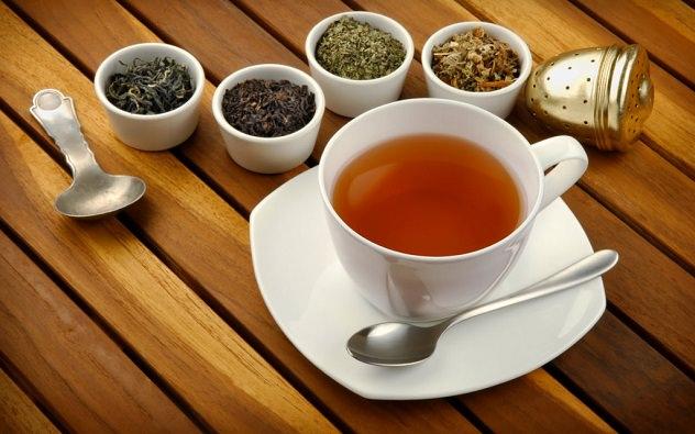Сборы трав для чая
