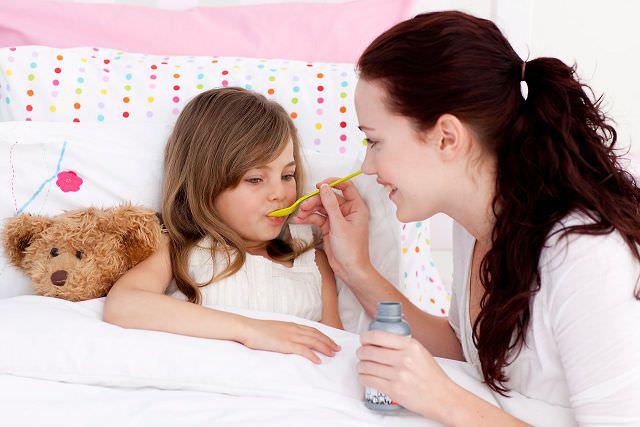 Лечение отита у ребенка