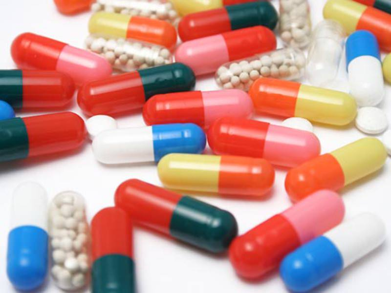 Список антибиотиков для лечения воспаления гланд
