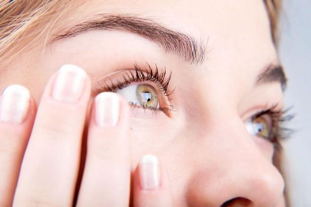 осложнение на глаза