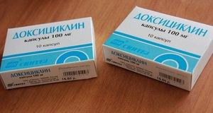 Особенности применения Доксициклина для лечения