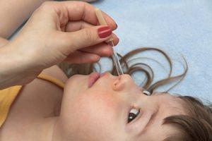 Инструкция по применению ампул Диоксидина в нос