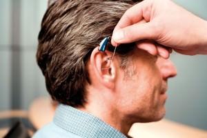 Цифровой слуховой аппарат
